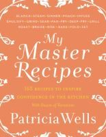 If you want more confidence in the kitchen, read on. American Patricia Wells runs cooking schools in France and has won multiple James Beard Awards, so she knows a thing or two about helping people cook. Drawing on her years of experience, she provides an instructional cookbook that offers an array of master recipes -- and each one teaches particular techniques (including blanching, infusing, braising, and searing).
