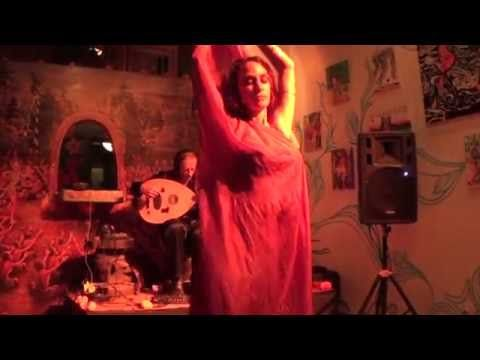 Belly Dance Show with live music in Bali
