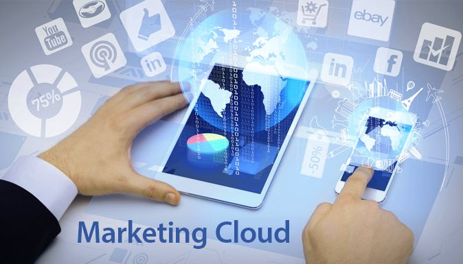 What is #Marketing #Cloud?  With marketing cloud, one can deliver the Right message through the right channel at the right time. Know more here!
