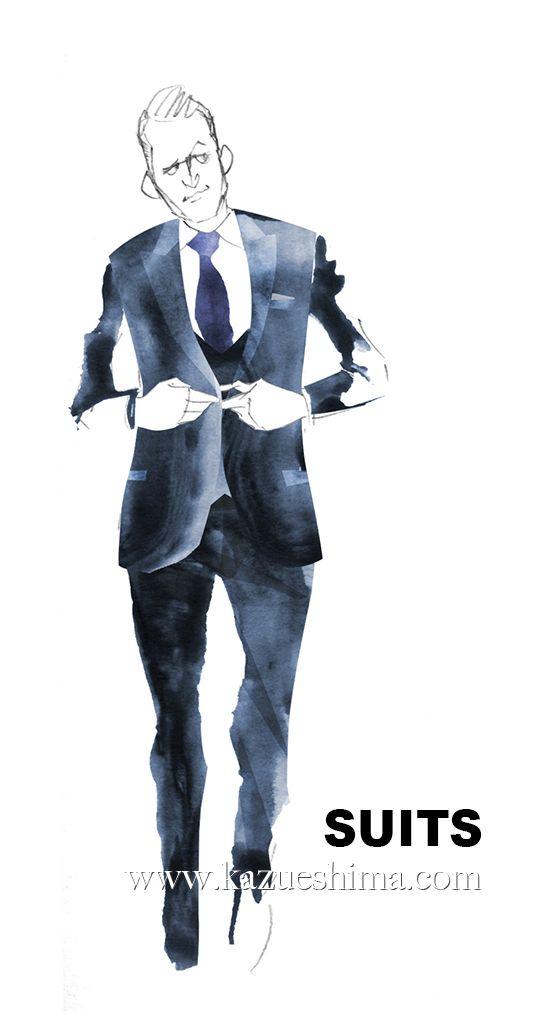 ハーヴィ・スペクター Suits , ガブリエル・マクト