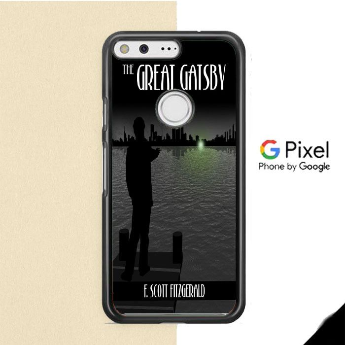 The Great Gatsby Green Lights Google Pixel Case