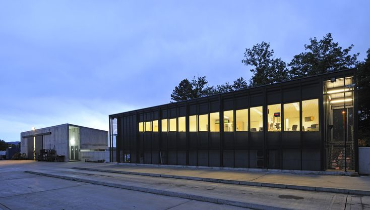 Gallery of Metal Recycling Plant / Dekleva Gregoric arhitekti - 12