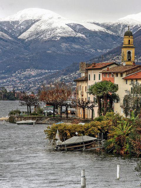 C'ERA UNA VOLTA L'INVERNO.... Canton Ticino