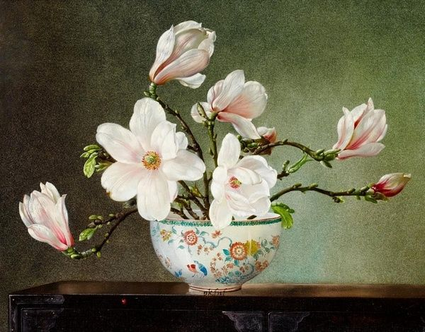 Cecil Kennedy (1905 – 1997), was a British artist best known for his highly detailed oil paintings of flowers. He was also known for including a ladybird or a bumblebee in his pictures. His species were named in particular symbolic… Continue Reading →