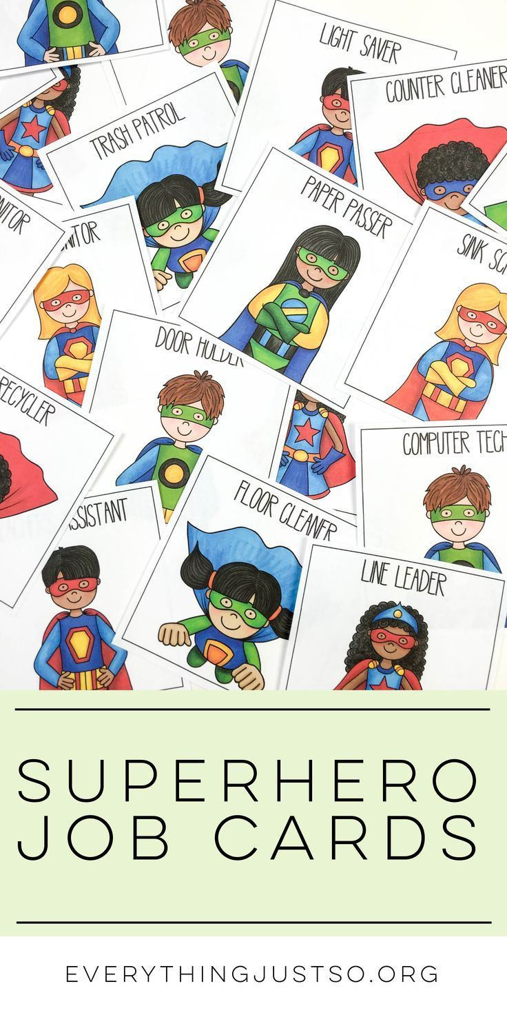 best ideas about superhero classroom jobs superhero classroom job cards everythingjustso org 25 superhero