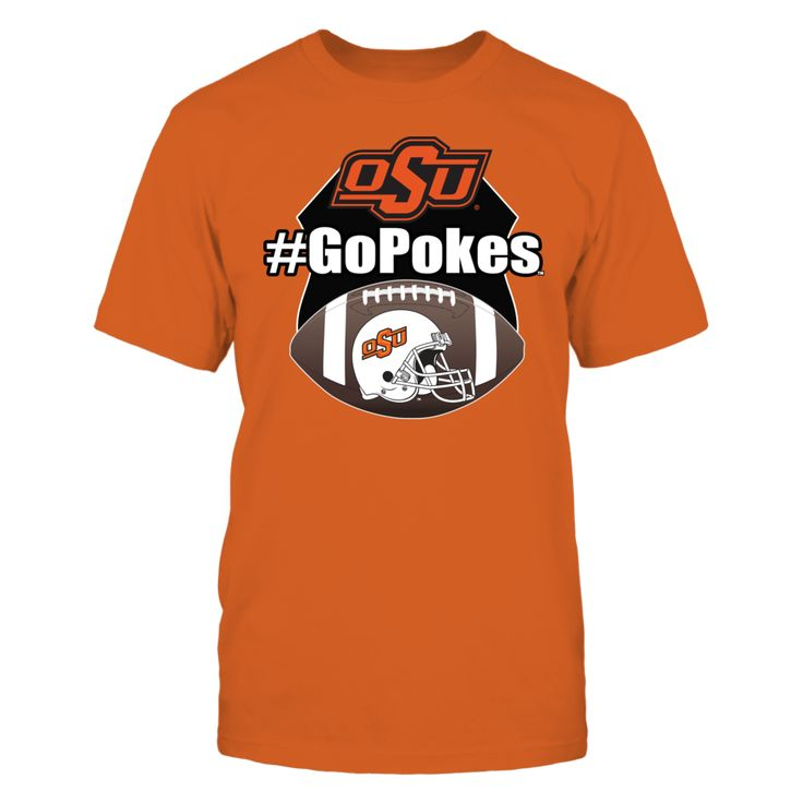 Okla State Football - #GoPokes Follow the OSU Team T-Shirt, Okla State University Football Fan Gear Find your Okla State football schedule and get your OSU #GoPokes shirt for the game. No matter where I lay my head I'll always be an Oklahoma State Cowboy fan! OSU Cowboy football shirts for the ultimate OSU football fan where ever they live. Get your... The Oklahoma State Cowboys Collection, OFFICIAL MERCHANDISE  Available Products:          Gildan Unisex T-Shirt - $24.95 Gildan Long-Sleeve…