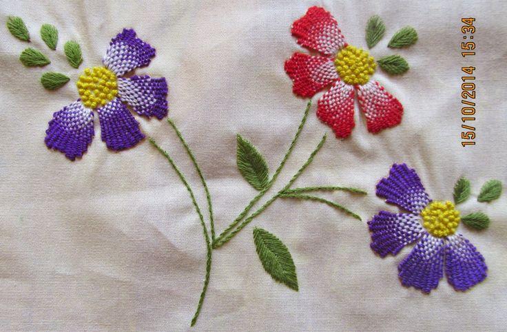 Best images about bordados diversos on pinterest hand