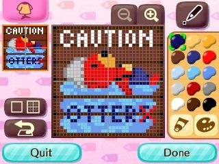 Animal Crossing Pattern Qr Tumblr My Acnl Tutorial Pinterest