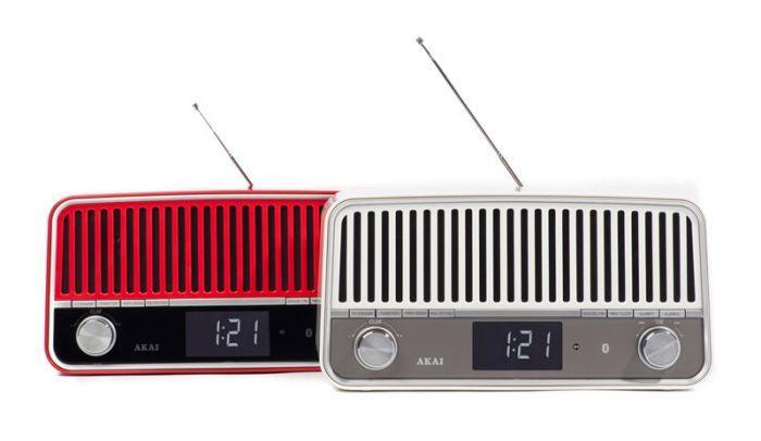 "AKAI APR500RD ""VINTAGE"" ΕΠΙΤΡΑΠΕΖΙΟ ΡΑΔΙΟΦΩΝΟ ΜΕ BLUETOOTH ΚΑΙ USB - Η Soundstar.gr πραγματοποιεί πωλήσεις μόνο σε επιχειρήσεις (B2B) στα ακόλουθα είδη: Ηλεκτρικές και ηλεκτρονικές συσκευές, τηλέφωνα, συναγερμοί, αποκωδικοποιητές, μικροσυσκευές, ήχος, ηχεία, αυτοκίνητο"