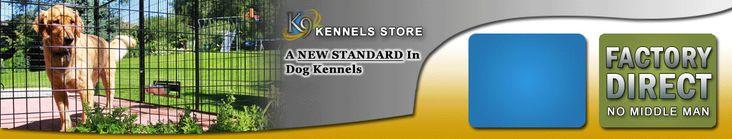 Ultimate Kennel | Kennel Designs, How to Build Dog Kennel, Outdoor Dog Kennels, Dog Runs (k9kennesltore)