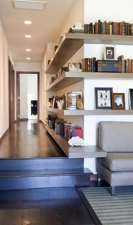 Consejos para decorar pasillos/ Shelves Ideas
