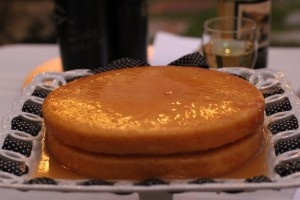 Chardonnay Cake by The Organized Cook.