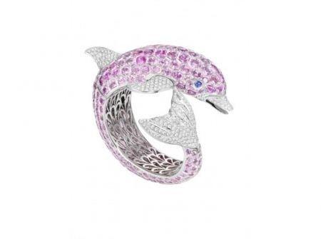 De Grisogono - anello delfino http://molu.it/gioielli-estivi/