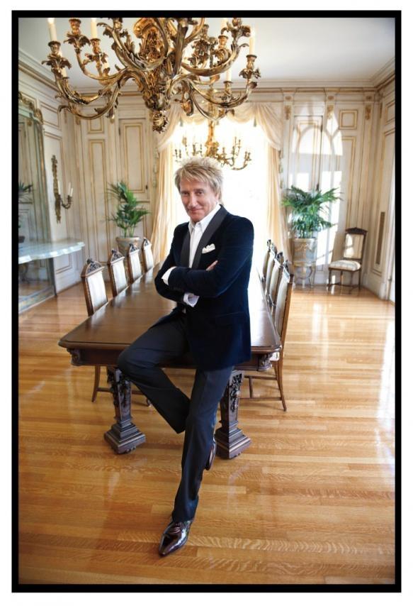 Rod Stewart.... hmmmm