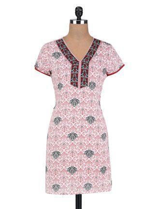 Buy Vastra Vinod White Cotton Kurta Online, , LimeRoad