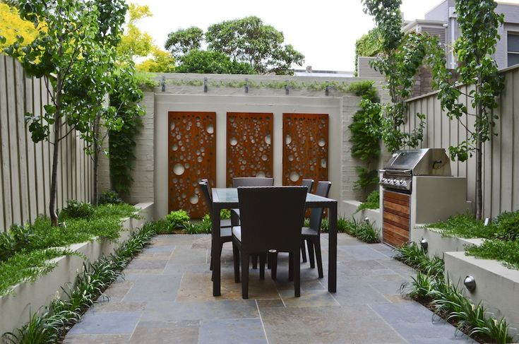 11 best images about small garden and courtyard designs for Award winning courtyard designs