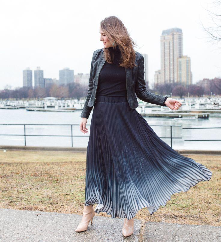 187 Best Chicago Fashion Blogger Style Images On Pinterest Chicago Fashion Curve Maxi Dresses