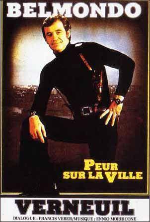 Morricone Peur Sur La Ville Bande Originale Du Film