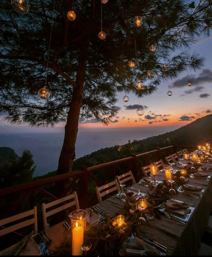 In the fall Fethiye evenings promises you love and tranquility. Dinner Muğla .