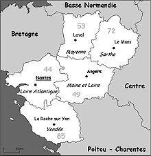 ペイ・ド・ラ・ロワール地域圏 - Wikipedia