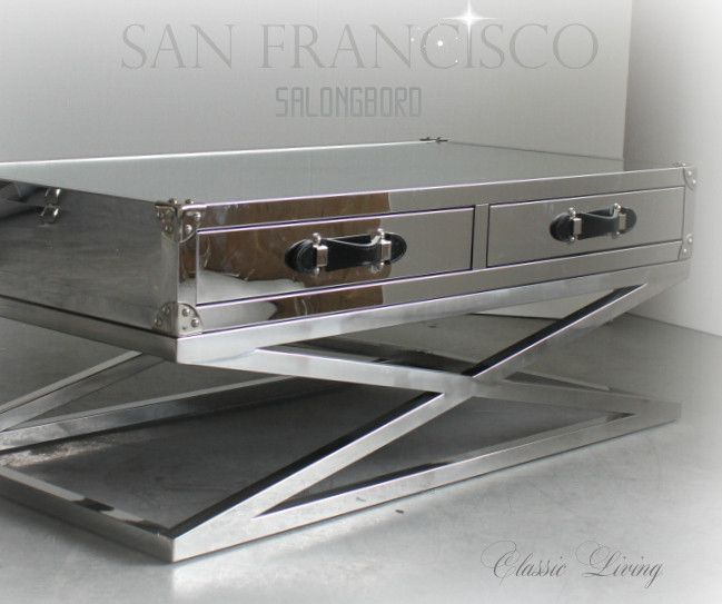 San Francisco Salongbord (120 cm)