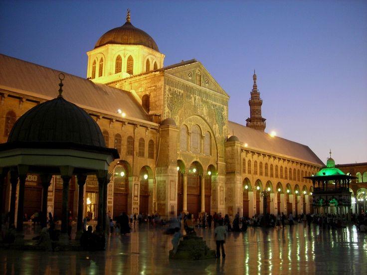Umayaad Mosque, Damascus, Syria - breathtaking
