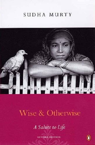 Wise and Otherwise by Sudha Murthy! #Indian #WomenAuthor