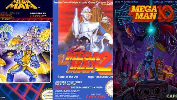 bad box art mega man | 25 reasons we (still) love Mega Man | BuddyGamer.com