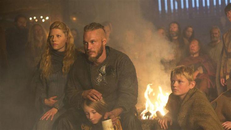 Una vez que los vikingos prueban su valor en batalla, y capturan al hermano del rey, Ragnar ofrece una tregua a cambio de oro y plata.
