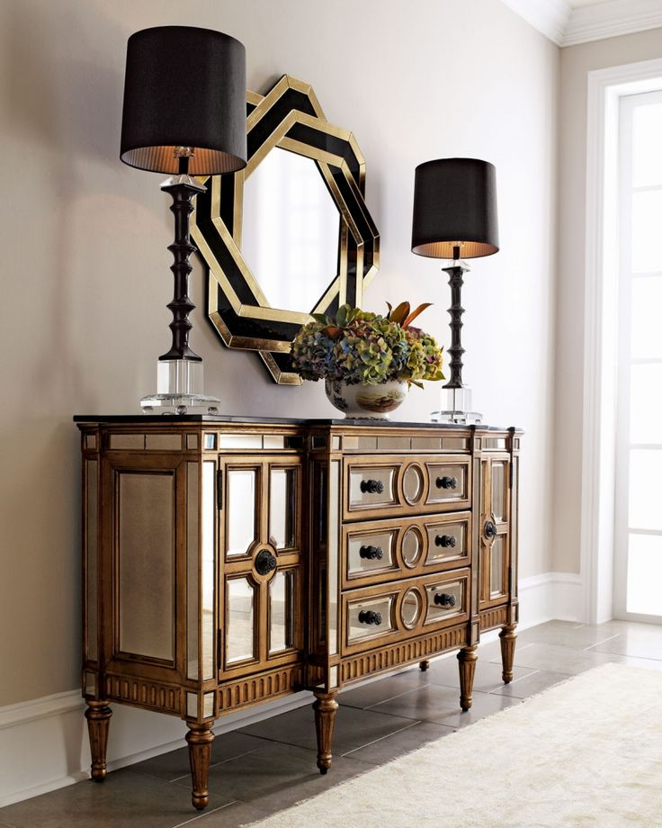 17 Best Images About Rooms Furniture Hollywood Glam On Pinterest Mirrored Dresser Mirror