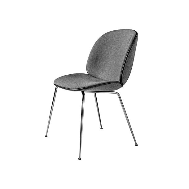 Gubi - Beetle Chair Conic Base - Fuldpolstret