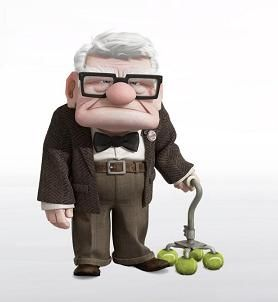 ...3D Character, Halloween Costumes, Carl Fredricksen, Google Search, Carl Fredrickson, Movie Character, 3D Cartoons, Disney, Cartoons Character