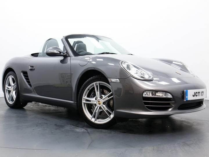 [5+] Porsche Boxster For Sale