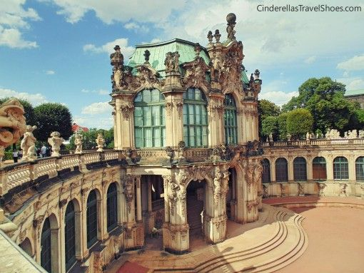 Zwinger, the Palace