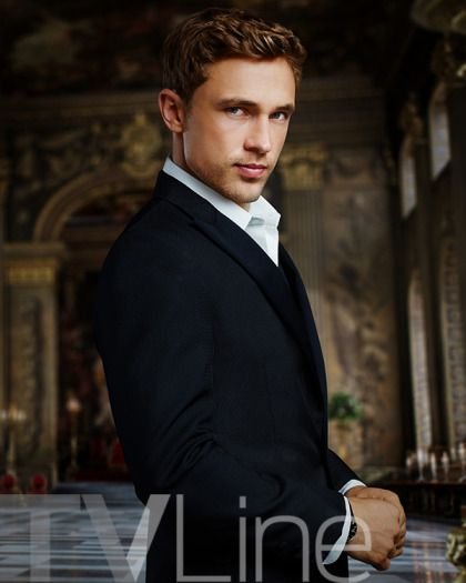 Allen of Ellsworth. This is how i imagine him. First off. This is one of my celeb crushes. And i think he would play a PERFECT Allen. (William Moseley)