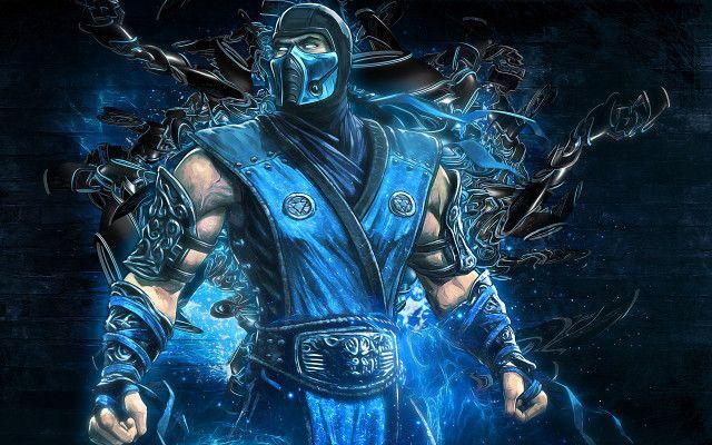 Sub Zero Mortal Kombat
