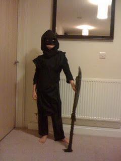 Tudor Executioner Costume for school Tudor day
