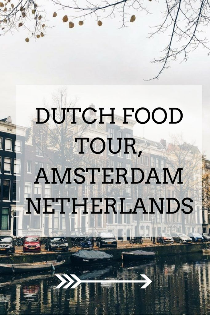 Looking for things to do in Amsterdam? I highly recommending doing a Dutch Food Tour - hear all about the amazing food whilst also seeing the city and learning Dutch history! Amsterdam Travel Tips.