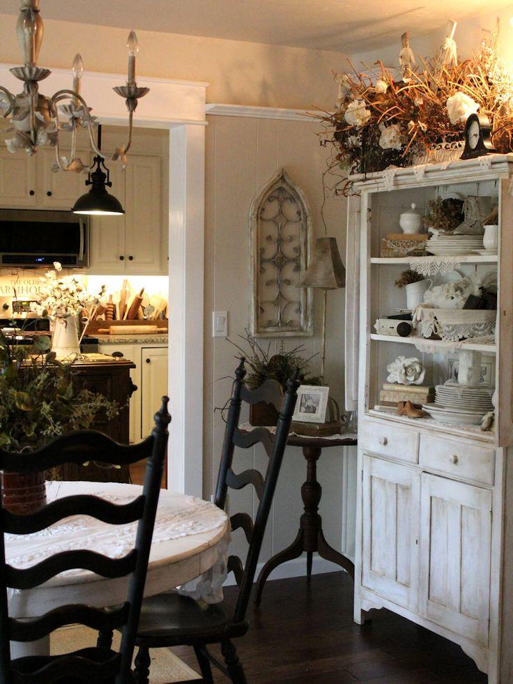 best 20 french farmhouse kitchens ideas on pinterest. Black Bedroom Furniture Sets. Home Design Ideas