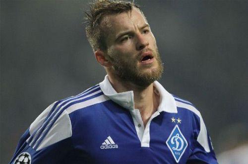 Футболист «Динамо» Андрей Ярмоленко дисквалифицирован на три матча