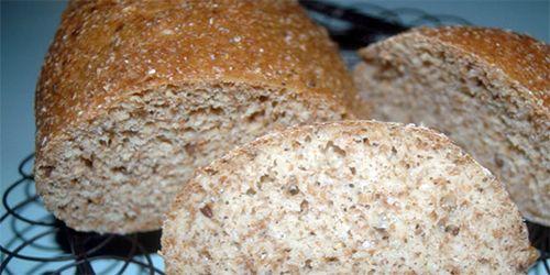 Pan de Salvado de Trigo