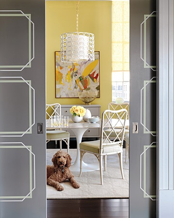 Give Your Boring Door A Makeover!