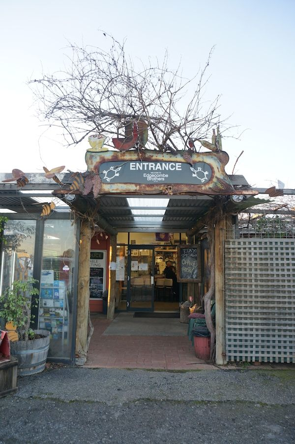 Edgecombe Brothers Burger Kitchen Swan Valley Perth