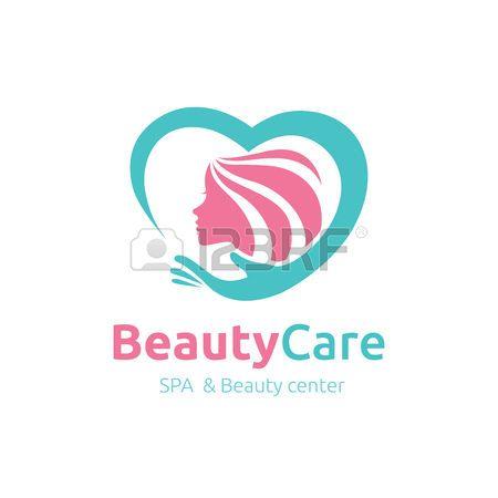 logo Beauty Care, Femminile Logo, salone di bellezza logo, logo vettoriale template photo