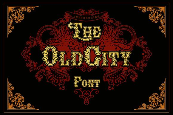 check this out : OldCity Classic font on Creative Market.