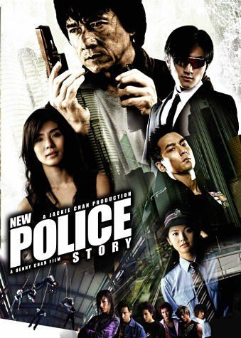 New Police Story -  Jackie Chan