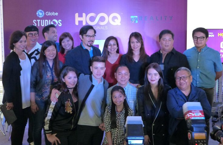 Bela Padilla, Christopher De Leon, Arjo Atayde Leads The Cast of HOOQ Originals' OTJ The Series
