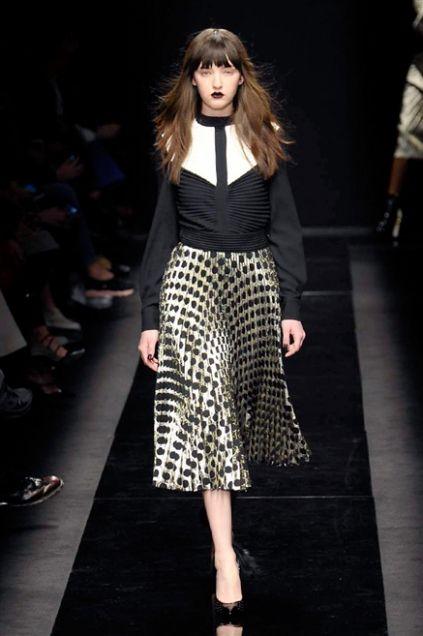 Sfilata Emanuel Ungaro - Autunno-Inverno 2015-2016 - Parigi - Moda - Elle