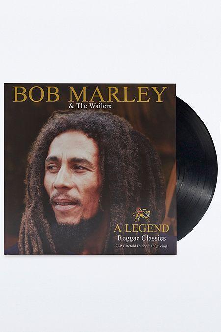 Bob Marley & the Wailers: A Legend: Reggae Classic Vinyl Record