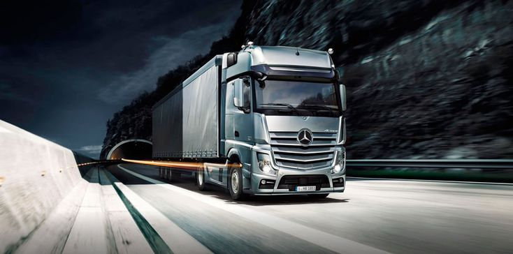 Daimler will start producing electrofury eActros in 2021 Auto Electric cars Future Technology Transport hi-news